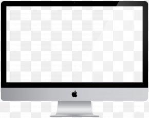 Macbook Transparent Image - IMac Macintosh Computer Monitor Clip Art PNG