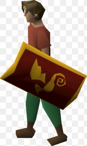 Aka Flag - Old School RuneScape Wikia Video Games Shield PNG