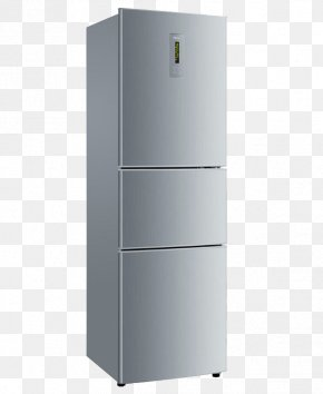 Refrigerator Energy-saving Mute Slim - Refrigerator Gratis Download PNG