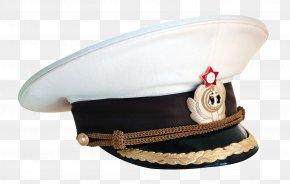 Cap Captain Navy - Cap PNG