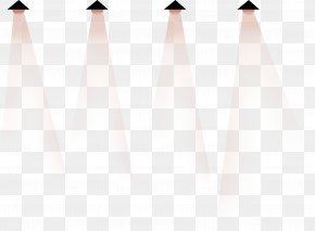 Simple Warm Light Effect Elements - Neck PNG