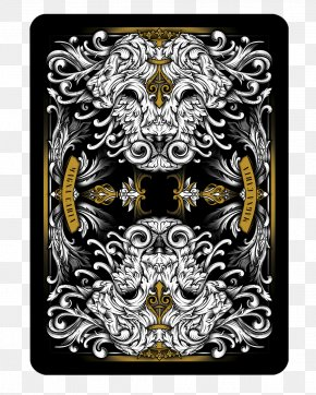 Playing Cards - Magna Carta War Playing Card Angevin Empire Set PNG
