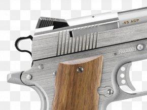 .45 ACP - Trigger Coonan Firearm Pistol .45 ACP PNG