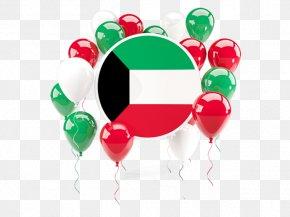 Kuwait Flag - Flag Of Zimbabwe Balloon Flag Of Kuwait Stock Photography PNG