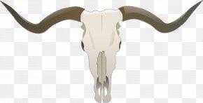 Longhorn - Texas Longhorn English Longhorn Bull Clip Art PNG