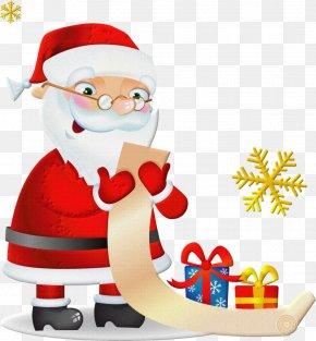 Santa Claus - Christmas Santa Claus Clip Art PNG
