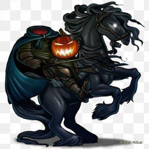 Headless Horseman - Roblox The Legend Of Sleepy Hollow The Headless Horseman Pursuing Ichabod Crane PNG
