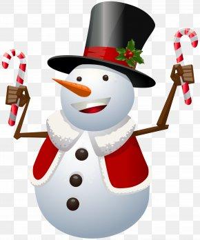 Snowman Transparent Clip Art Image - Snowman Clip Art PNG