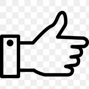 Hand - Index Finger Clip Art PNG