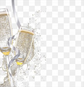 Champagne - Champagne Sparkling Wine Cup Alcoholic Drink PNG