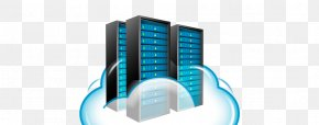 Cloud Computing - Cloud Computing Web Hosting Service Computer Servers Dedicated Hosting Service Internet Hosting Service PNG