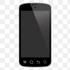 A Black Phone - Feature Phone Smartphone Blackphone Telephone PNG