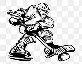 Hockey - Ice Hockey Drawing Field Hockey Coloring Book PNG