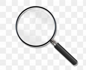 Realistic Magnifying Glass - Magnifying Glass Icon PNG