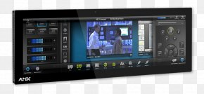 Front Stereo Display - Touchscreen AMX LLC Display Device User Interface Electronics PNG
