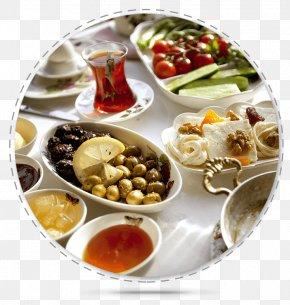 Iftar - Breakfast Menemen Buffet Food Simit PNG