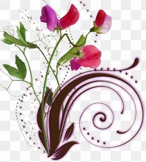 Floral Design - Flower Blog Floral Design Clip Art PNG