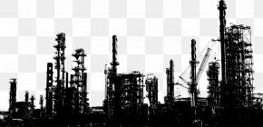 Industry - Oil Refinery Petroleum Industry Publishing PNG