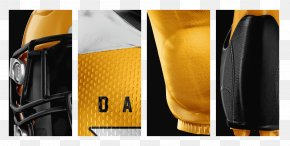 Sports Uniform Muckup - NFL American Football Protective Gear Logo PNG