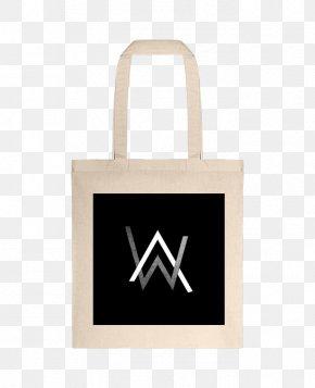 Alan Walker - Tote Bag Product Design Rectangle Brand PNG
