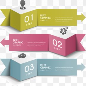 Vector Business Infographics Vector Material - Infographic Euclidean Vector PNG