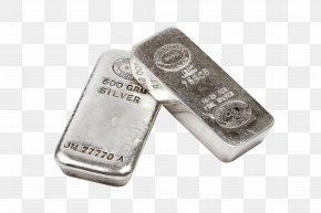 Silver - Silver Coin Metal Bullion Good Delivery PNG