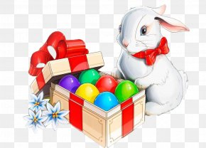 Easter Egg Bunny - Easter Bunny Holiday Easter Egg Computus PNG