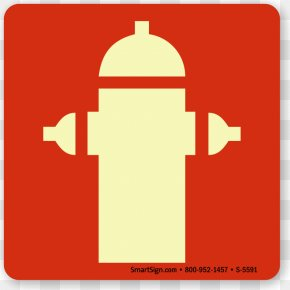 Fire Hydrant Stencil - Fire Hydrant Symbol Fire Safety PNG