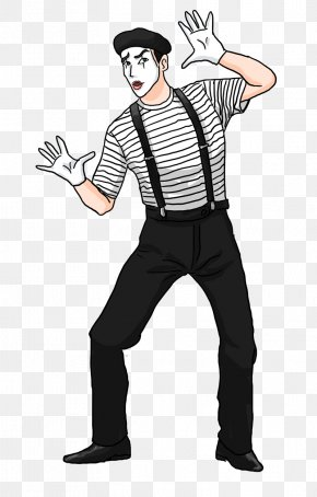 Gospel Mime Cliparts - Mime Artist Royalty-free Clip Art PNG