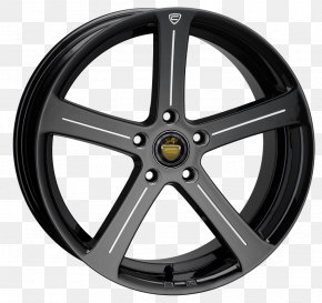 Alloy Wheel - Car Alloy Wheel Rim Autofelge PNG
