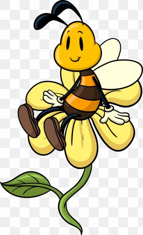 Vector Cute Cartoon Animal Insect Bee - Fly Guy And The Alienzz (Fly Guy #18) 3D Computer Graphics PNG