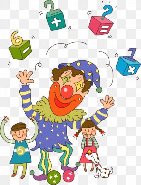 In Other Words, A Real Love Story Stock Illustration HumourCartoon Clown - Surely You Jest: . . . Laughs, Crimes, Schemes And Jealousy PNG