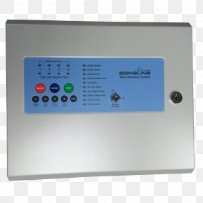 Water - Water Detector System Fire Alarm Control Panel Solar Water Heating PNG