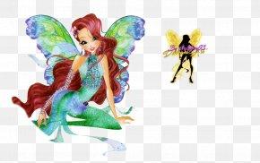 Fairy - Aisha Bloom Musa Stella Tecna PNG
