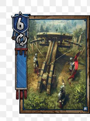 Weapon - Gwent: The Witcher Card Game Ballista The Witcher 3: Wild Hunt CD Projekt Weapon PNG