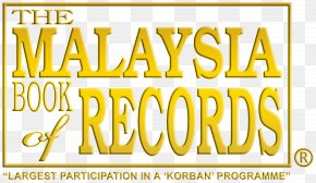 Hari Raya Aidilfitri - Malaysian Book Of Records Guinness World Records Projek Kalsom Art Les' Copaque Production PNG