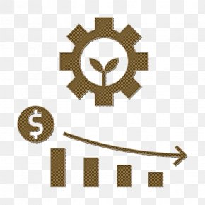 Beige Symbol - Agriculture Icon Cost Icon Lower Icon PNG
