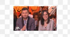 Muriel Robin - Canal 8 Conseil Supérieur De L'audiovisuel Live Television Communicatiemiddel Eau De Parfum PNG