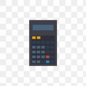 Black Calculator - Calculator Pattern PNG
