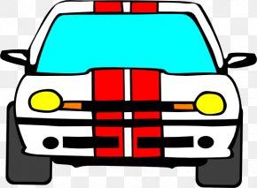 White Car - Car Chrysler Neon Ford Mustang Clip Art PNG