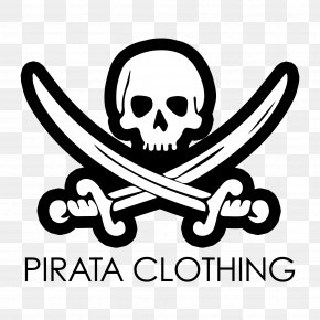 Pirate - Jolly Roger Pirate Embroidered Patch Iron-on Golden Age Of Piracy PNG