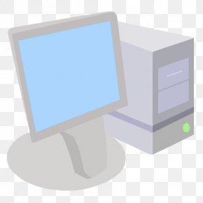ModernXP 10 Workstation Computer - Computer Monitor Display Device Multimedia PNG
