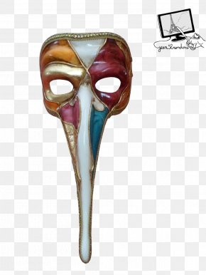 Mask - Carnival Of Venice Mask Masquerade Ball PNG
