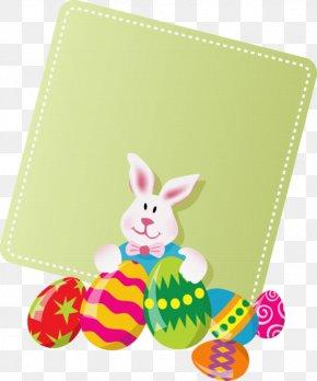 Easter - Easter Bunny Easter Egg Resurrection Of Jesus PNG