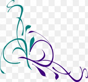 Floral Swirl Vector - Funeral Flower Free Content Clip Art PNG