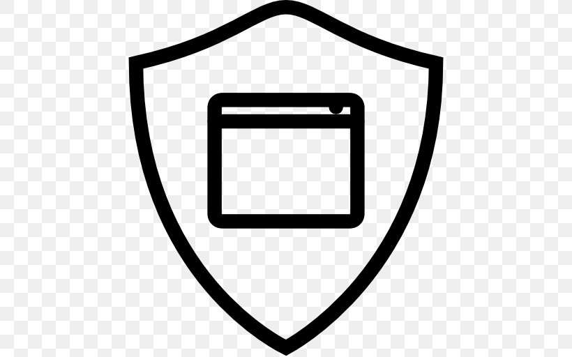 Computer Security Application Security Icon Design, PNG, 512x512px, Computer Security, Application Security, Area, Black, Black And White Download Free