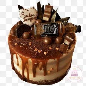 Birthday Cake 60 - Torte Birthday Cake Chocolate Cake Cupcake Petit Four PNG