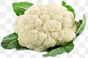 Cauliflower - Cauliflower Vegetable Food Cabbage Grocery Store PNG