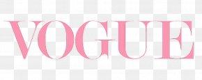 Vogue Logo - Logo Vogue Brand Magazine PNG
