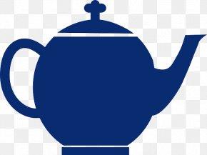 Watercolor Tulip Jar - Teapot Kettle Teacup Clip Art PNG